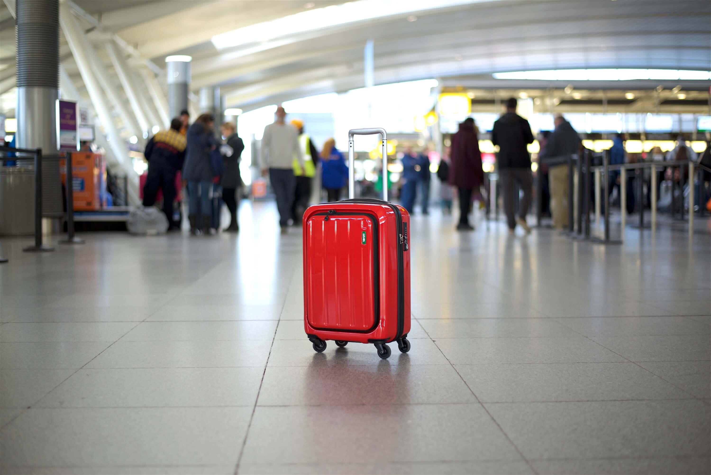 Lojel Lucid at JFK Airport