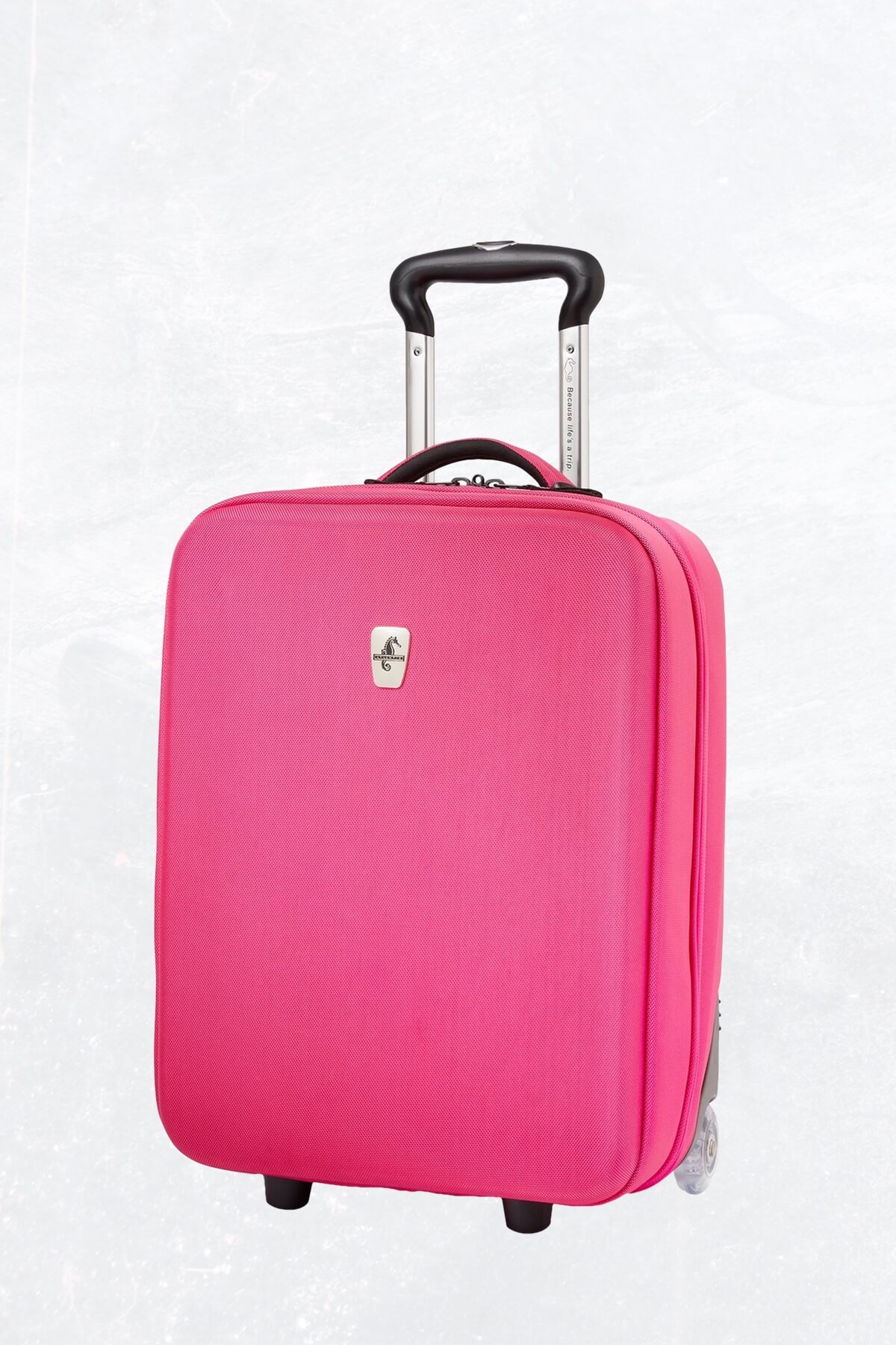Atlantic Luggage Debut Carry-on, pink