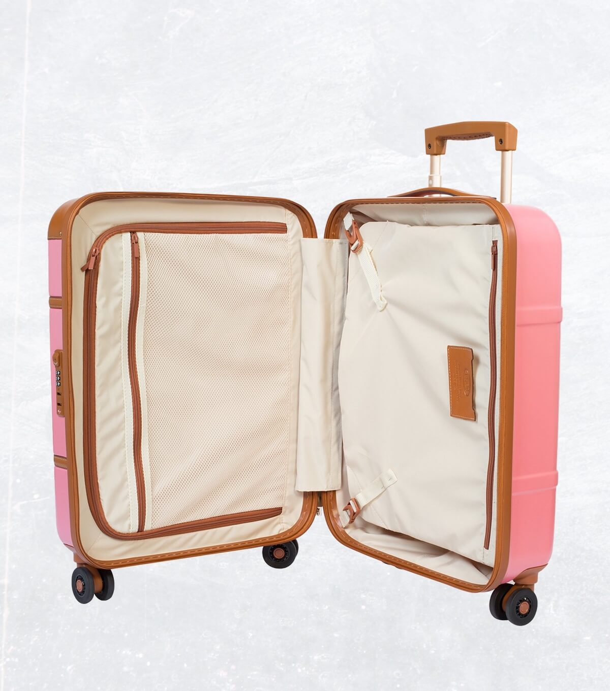 Pink Luggage: 8 Gorgeous Pink Suitcases - Thither