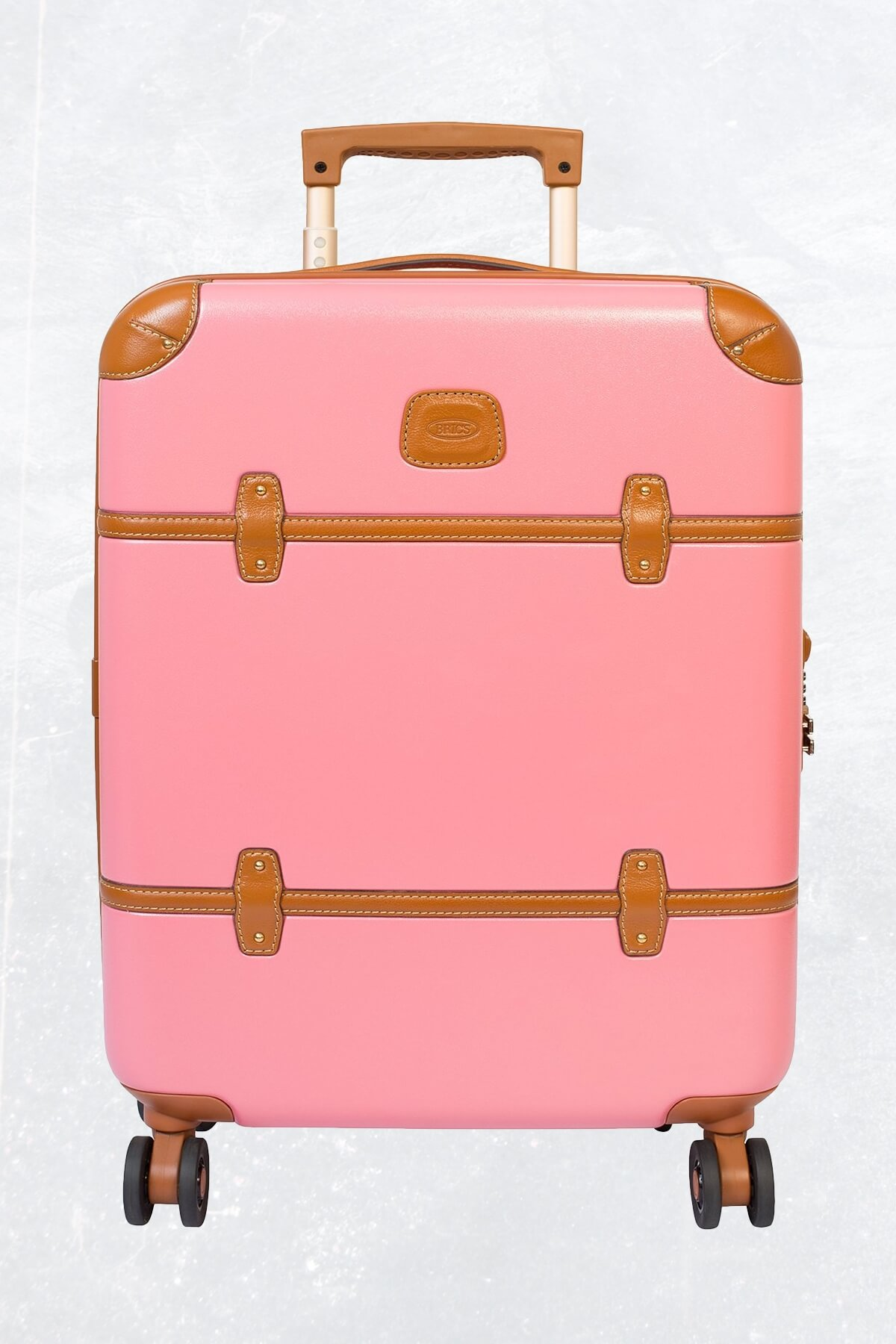 Bric's Luggage Bellagio Spinner in pink