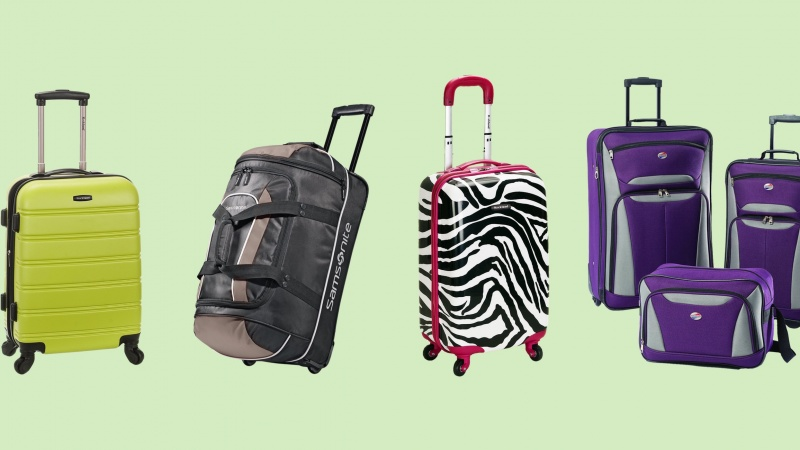 Cheap Luggage: 8 Best Suitcases Under $50