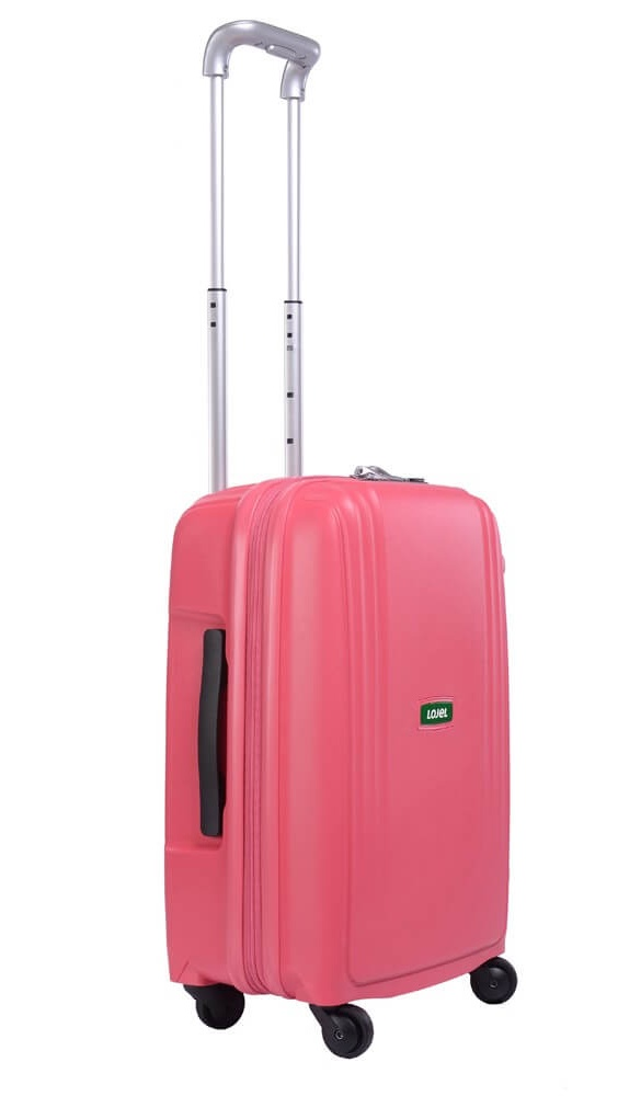 Pink Luggage, Lojel Streamline Carry-on Spinner