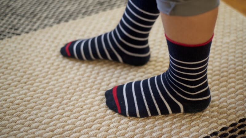 Tear-Proof Socks: Kevlo Wear Socks Review + Giveaway