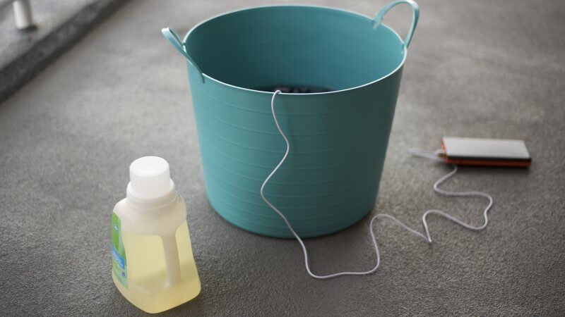 ImaWash Review: A portable washing device that uses ultrasound?