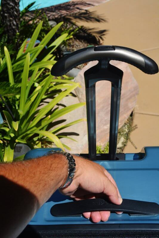 Top handle