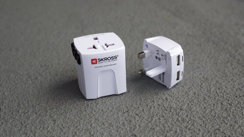 Skross Travel Adapter and Cable Review