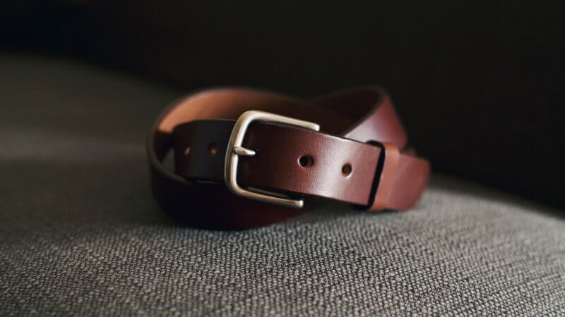 Tanner Goods Classic Belt Review
