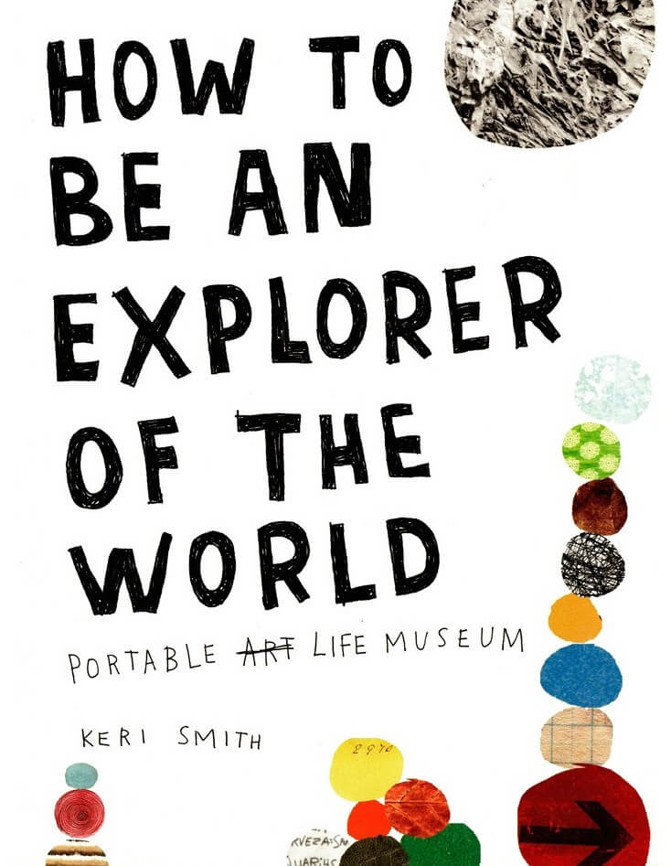 How to Be an Explorer of the World, travel books
