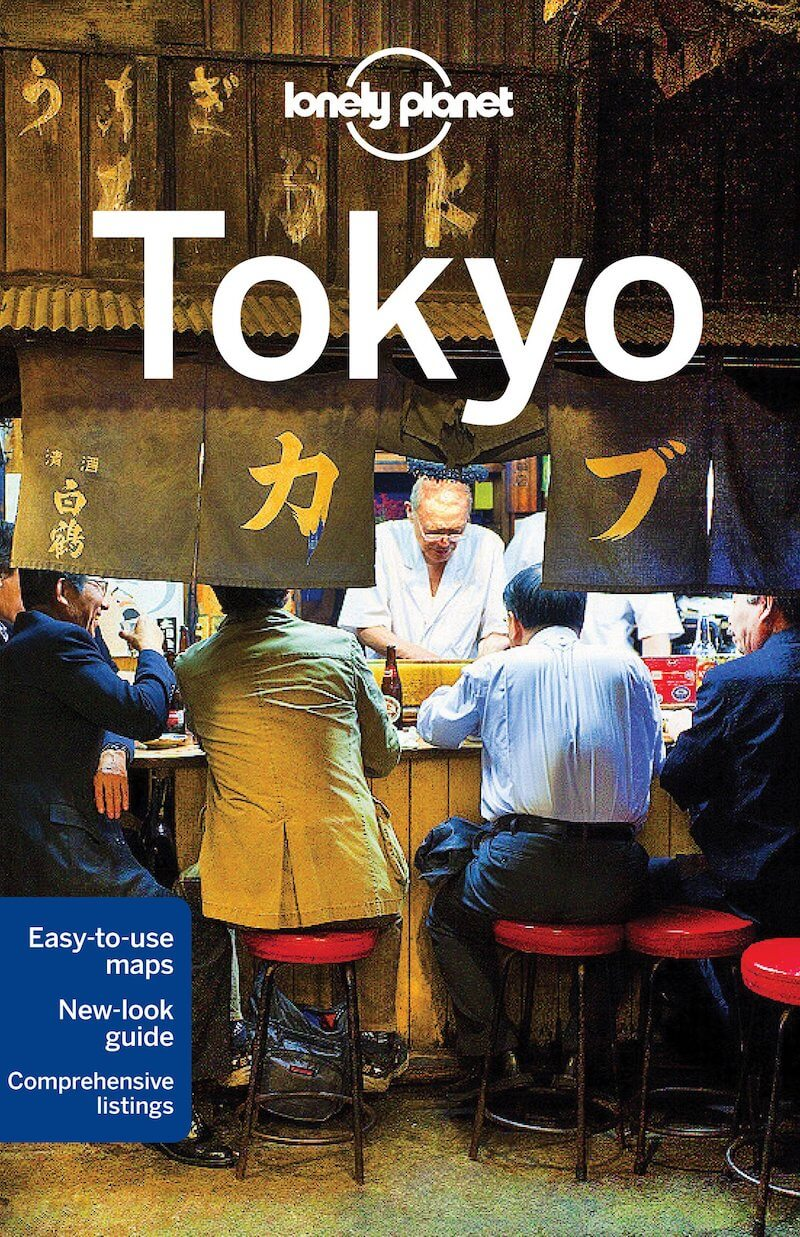 Lonely Planet Tokyo Travel Guide