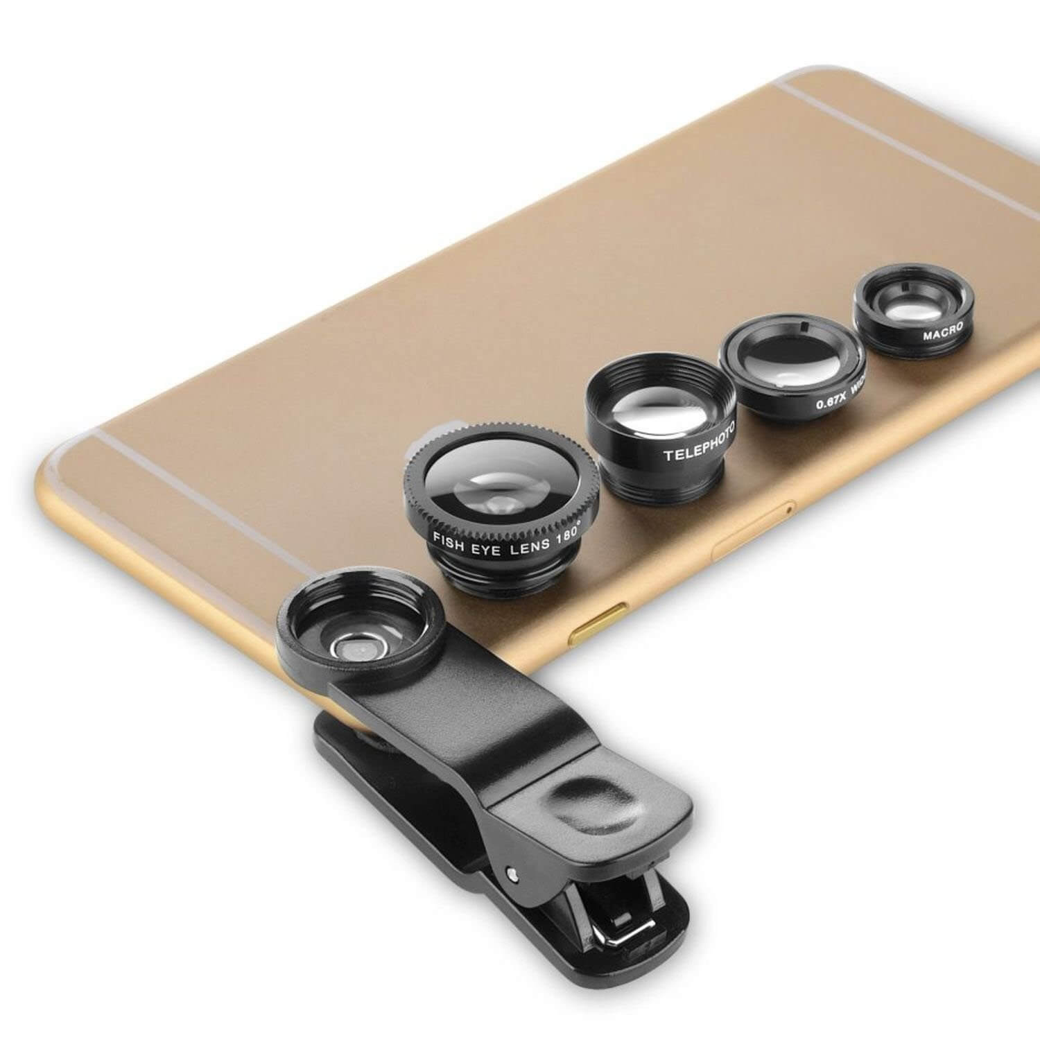 iPhone lens set