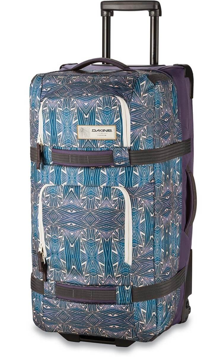 Dakine Furrow Split Roller Bag - one of the color options made specifically for women