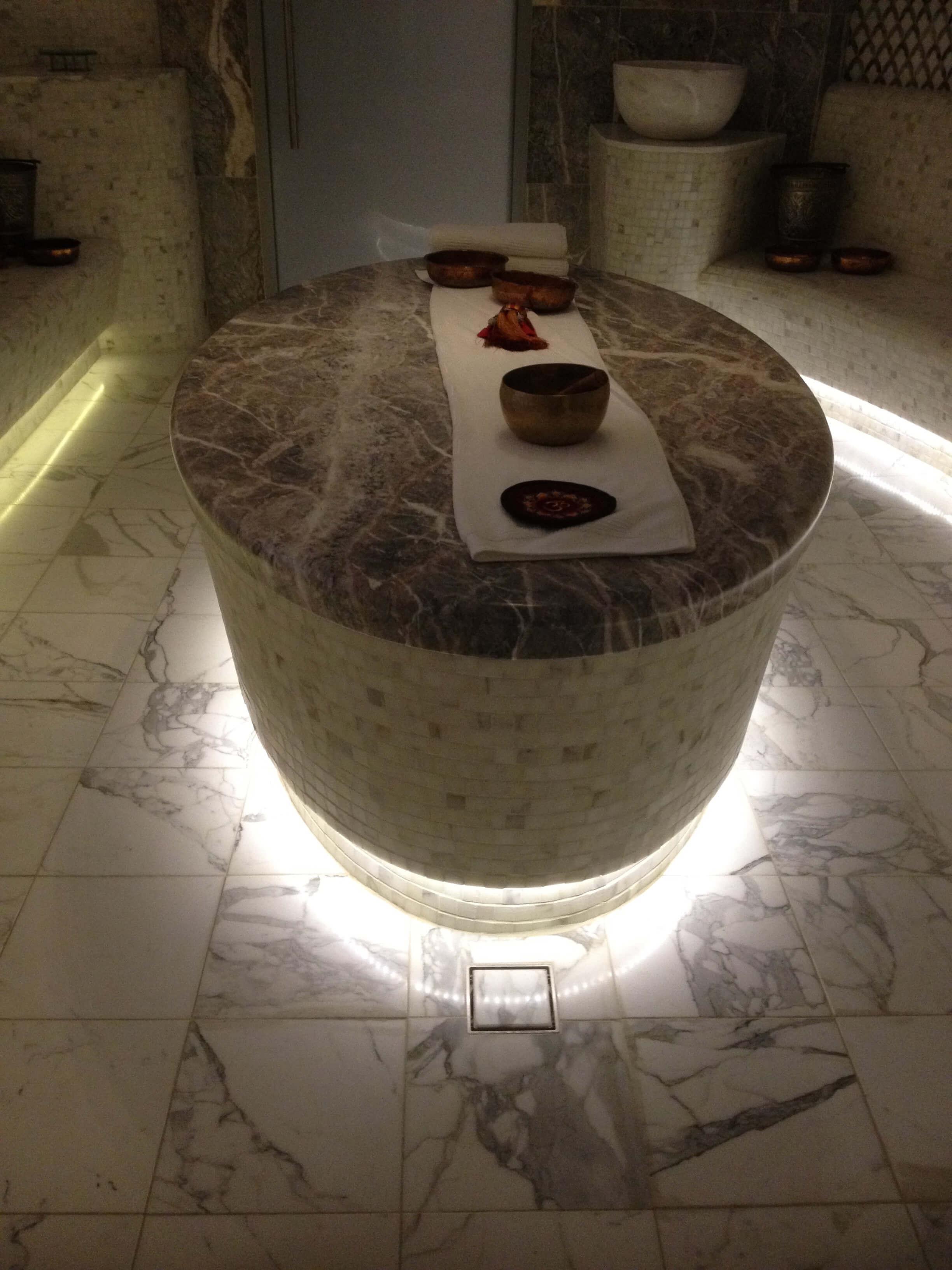 Hamman in El Condado hotel
