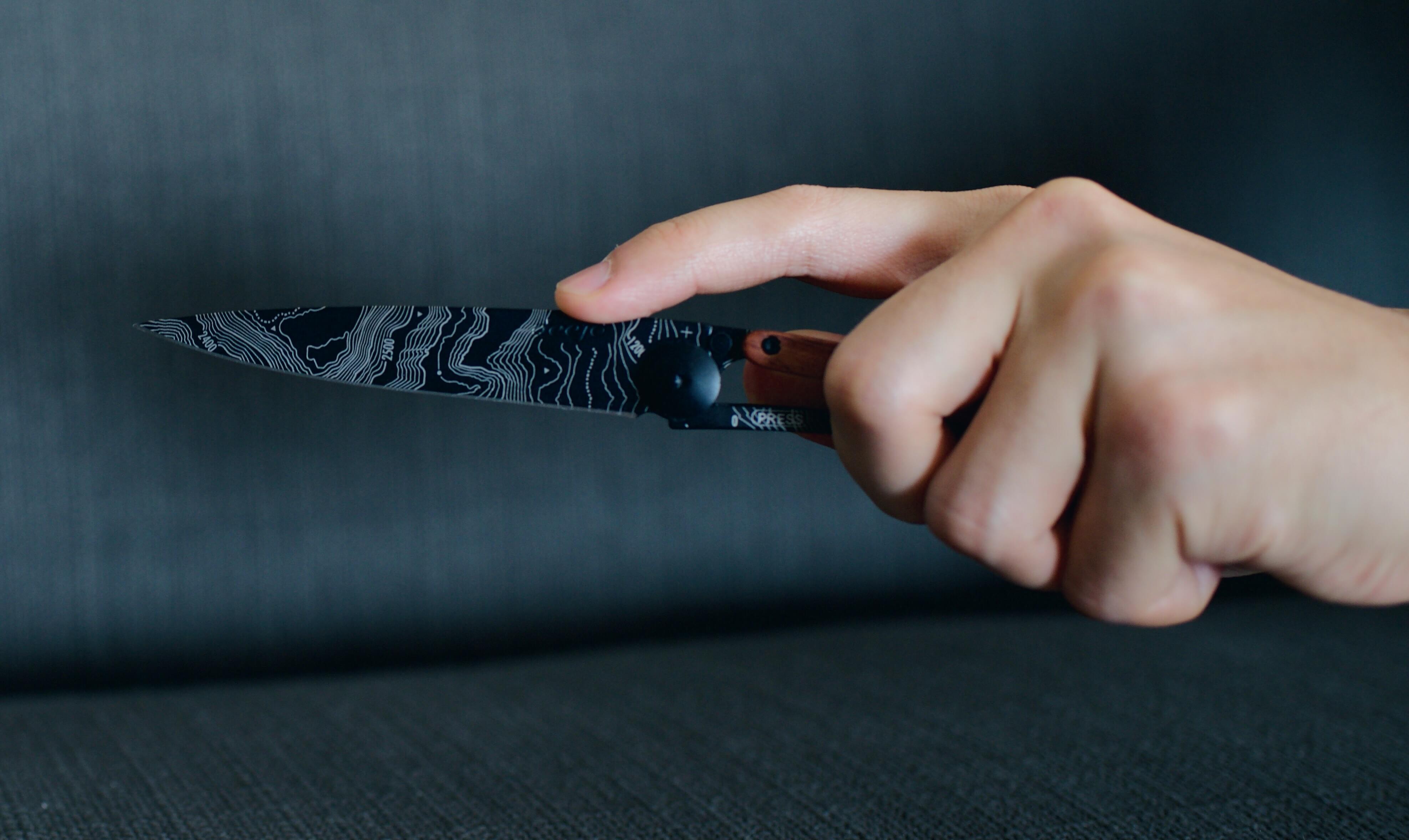 Deejo Knife Review