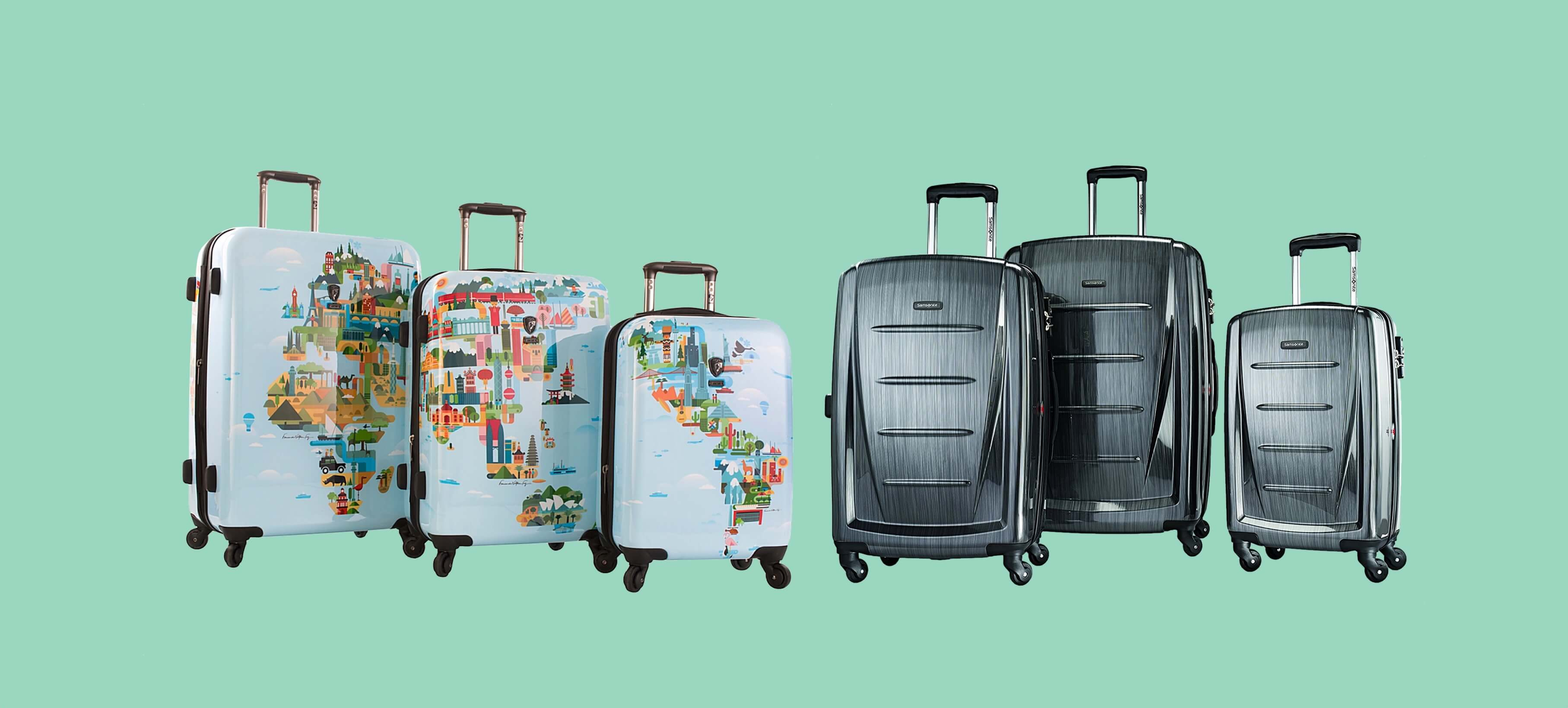 Family Luggage Sets 7 Best For Travel