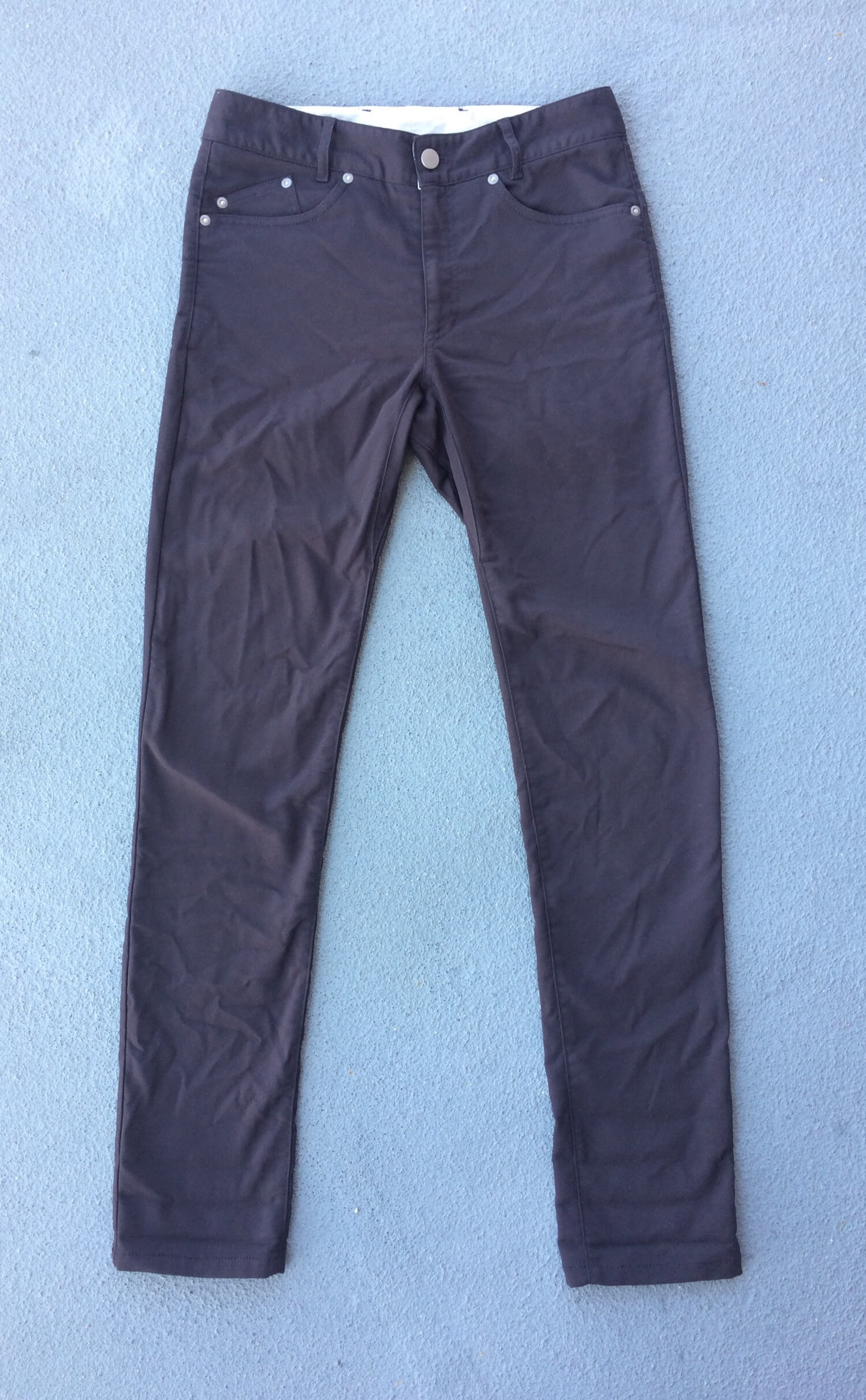 Outlier Slim Dungarees Pants Review