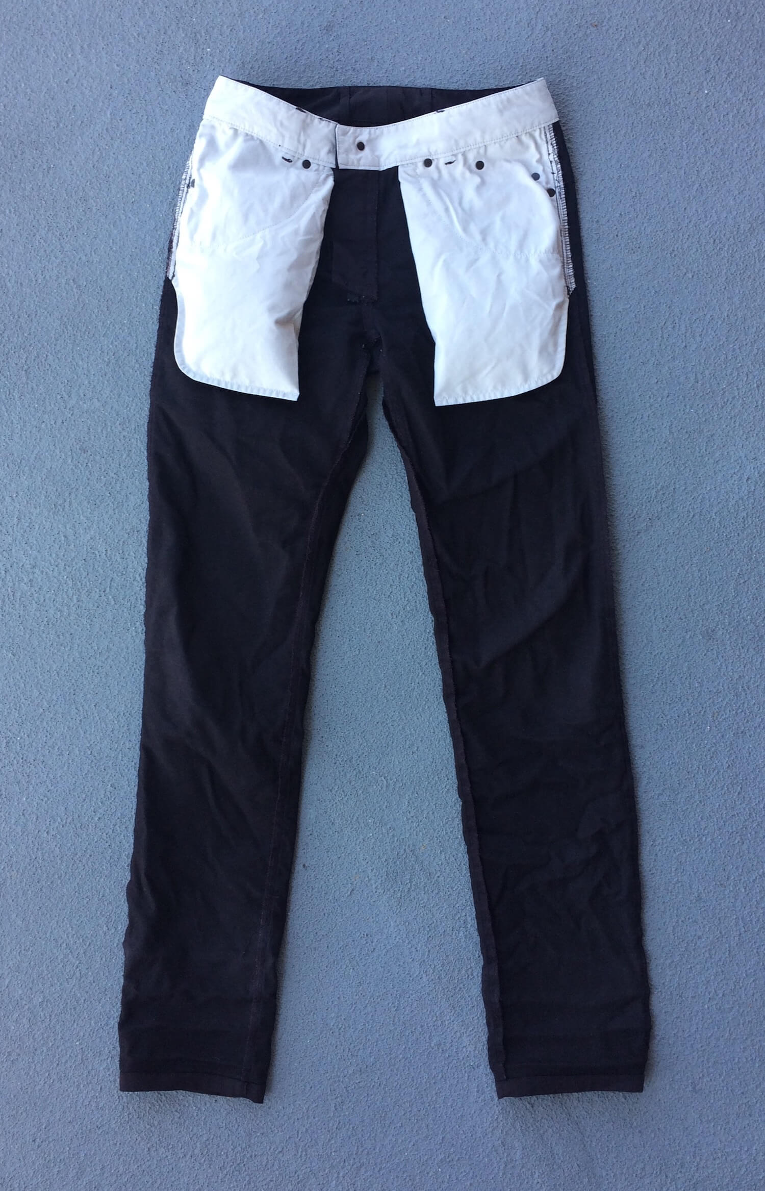 OutlierSlim Dungarees pants review