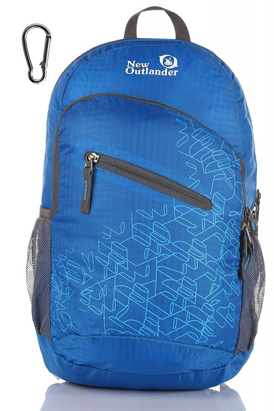 outlander day pack dark blue