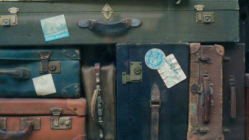 Vintage Inspired Luggage