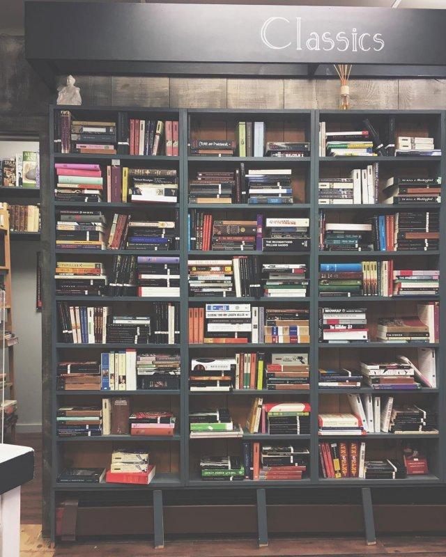 Burtons Book Store greenport long island