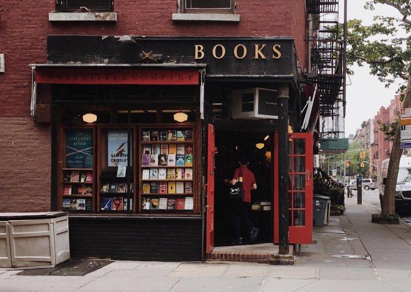 manhattan bookstores