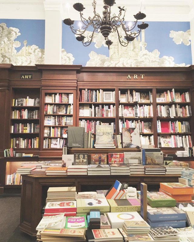 rizzoli books nyc