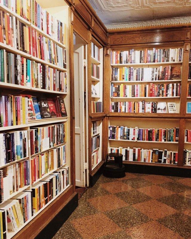 the corner bookstore nyc