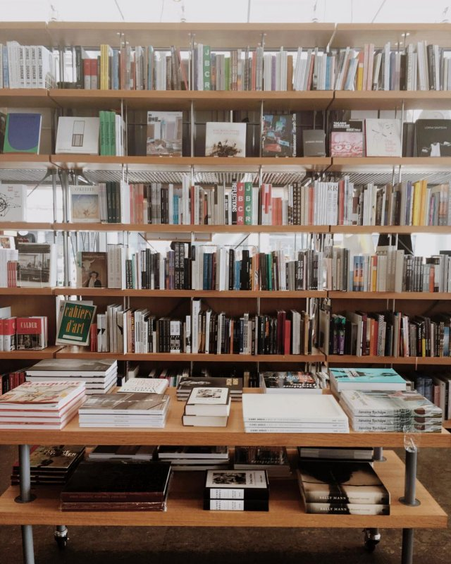 the whitney museum book store nyc